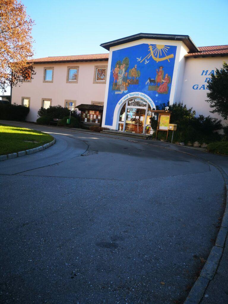 Kur- und Tourist-Information Bad Kohlgrub