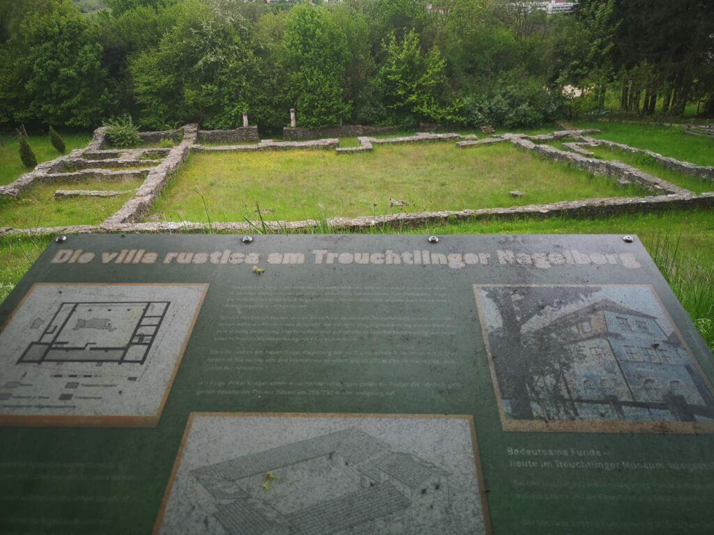 Natur-Erlebnis-Pfad in Treuchtlingen – Villa Rustica