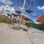 Mandlfeld – Spielplatz in Graben