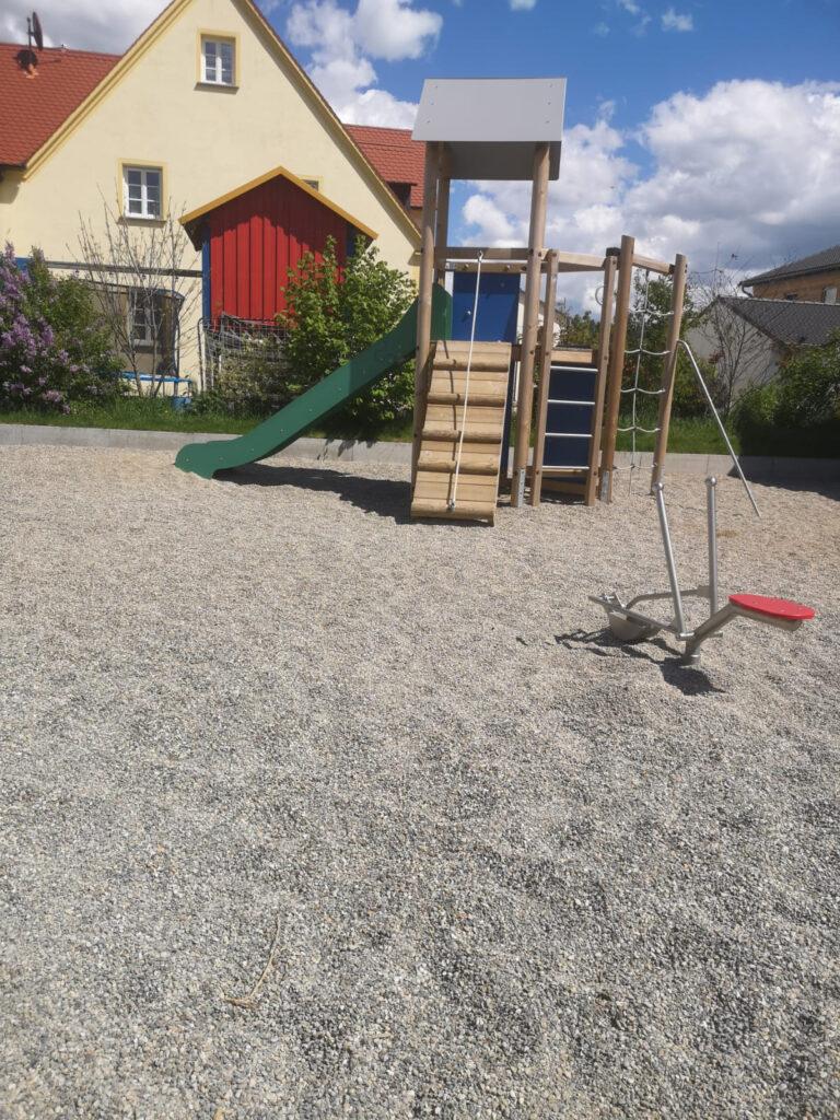 Spielplatz Mandlfeld in Graben