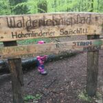 Hohenlindener Sauschütt – Walderlebnispfad