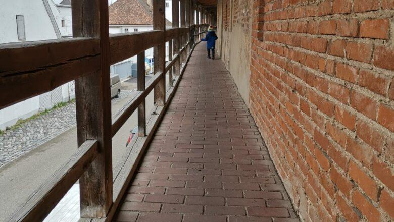 Nördlingen – Rundgang Stadtmauer