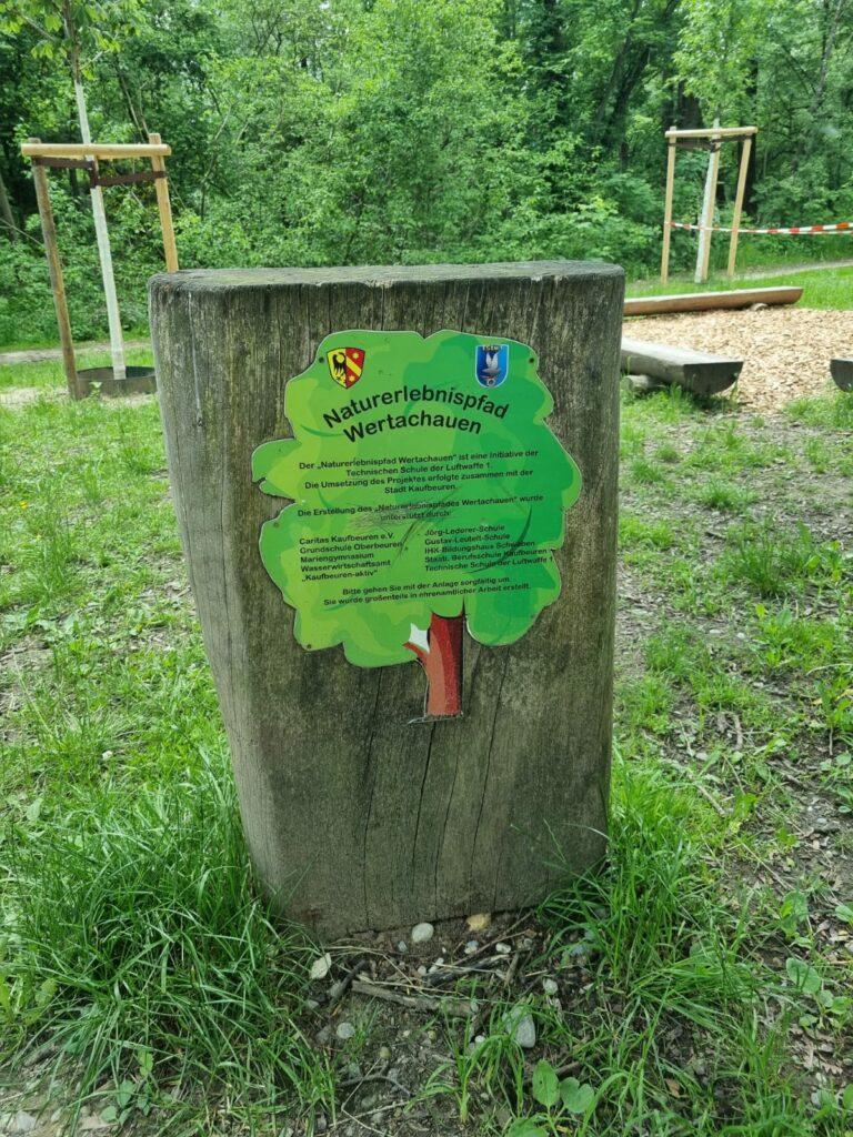 Naturerlebnispfad Wertachauen (Kaufbeuren)
